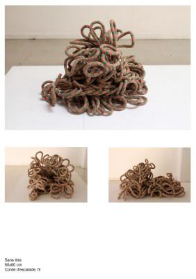 Sculpture sans forme 2